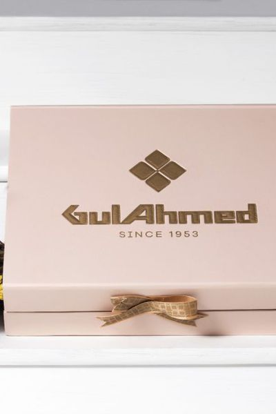 Festive Eid Gift Boxes (Empty) by GulAhmed