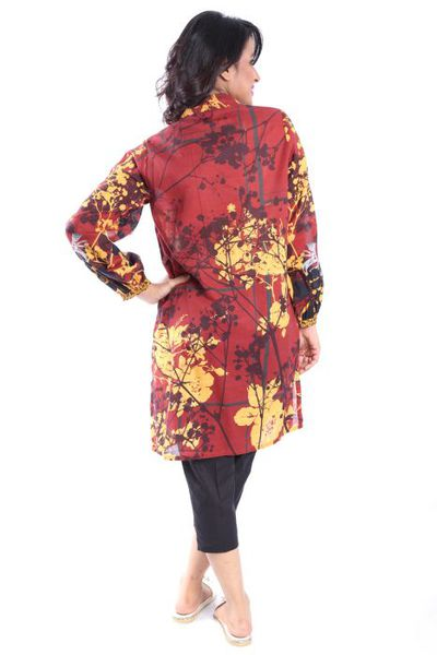 Multi 1 Pc Printed Lawn Shirt GLS-18-188 DP by GulAhmed