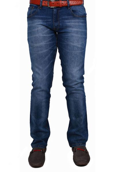 Blue Slim Fit Denim Jeans  JSFB-56 by GulAhmed