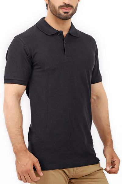 Black Signature Polo PKP-SB-12 by GulAhmed