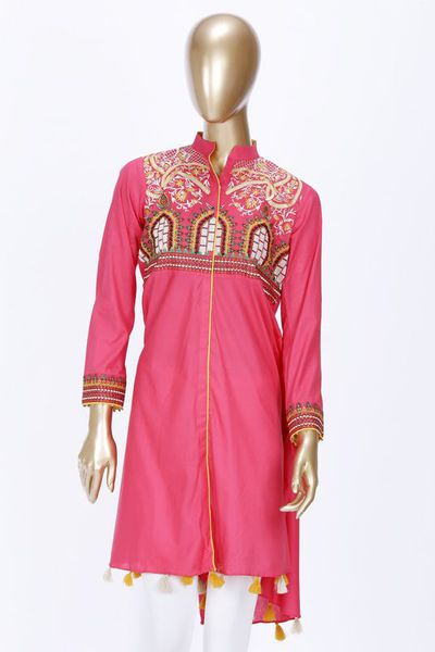 Girls Kurti by Junaid Jamshed