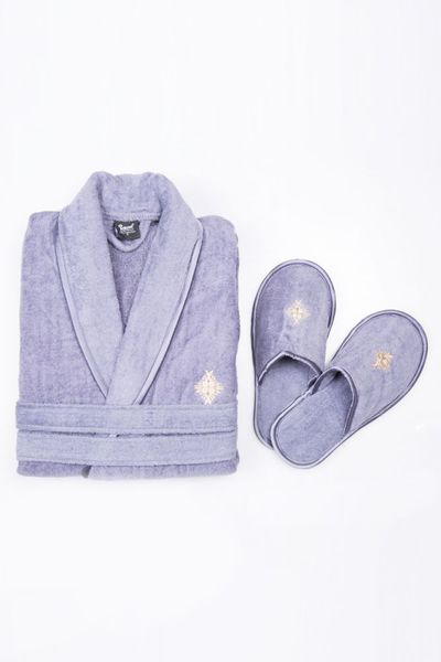 IDEAS HOME <br> TOWELS <br> Bathrobes by GulAhmed