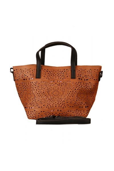 Brown G-Woman Casual Bag - A0070 by GulAhmed