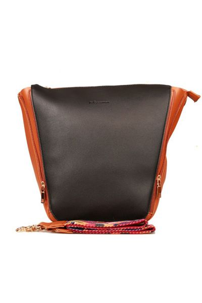 Black G-Woman Casual Bag - A0071 by GulAhmed