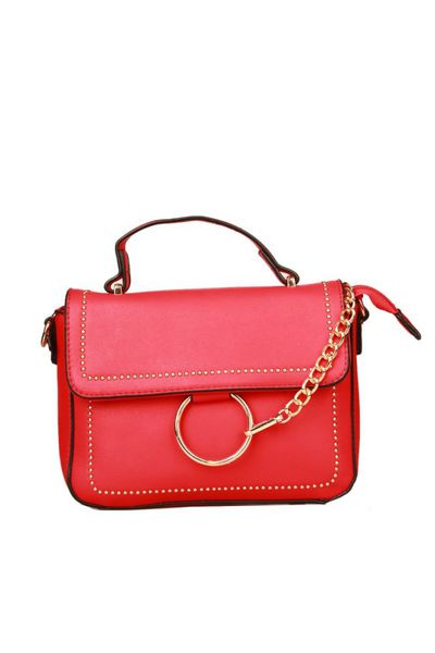 Red G-Woman Casual Bag - 207-17 by GulAhmed