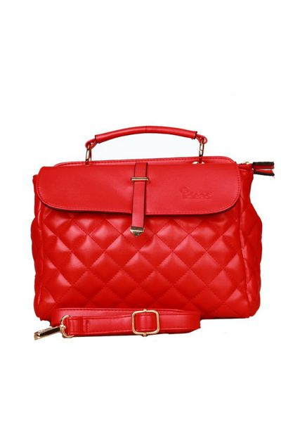 Red G-Woman Casual Bag - B9113 by GulAhmed
