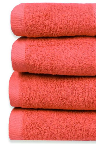 Red Bamboo Towel 600 GSM by GulAhmed