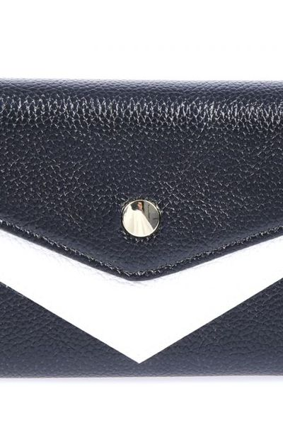 Black Casual Clutch 01-011 by GulAhmed