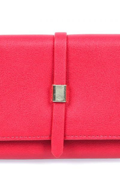 Red Casual Clutch 01-07 by GulAhmed