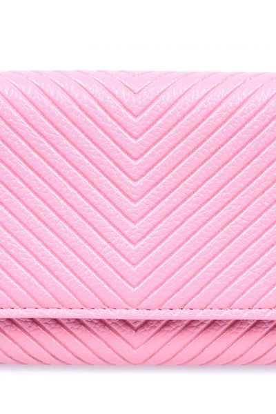 Pink Casual Clutch 01-15 by GulAhmed