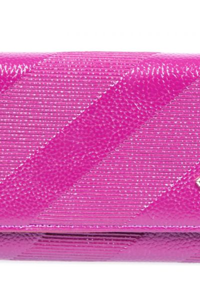 Pink Casual Clutch 01-22 by GulAhmed