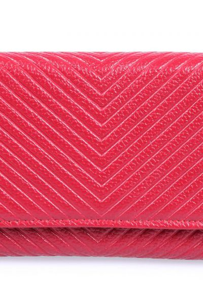 Red Casual Clutch 01-15 by GulAhmed