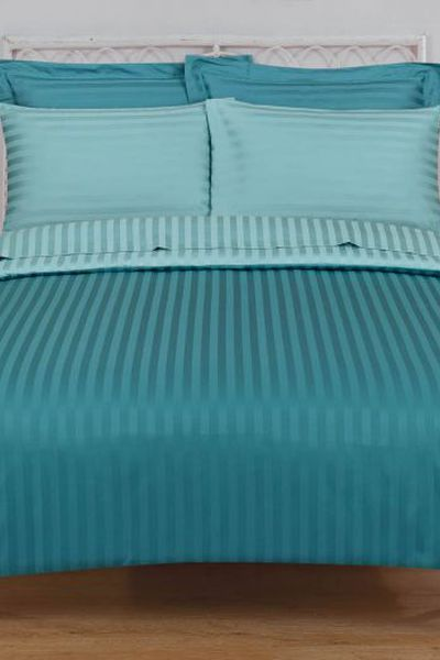 Ideas Home <Br> Bed Sheets <Br> Dyed Sheet Set by GulAhmed