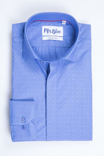 Allegro -Blue  Formal Shirt Slim Fit CM-YD-2175 by GulAhmed