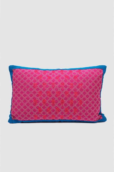 Embroidered Cushion Cover by Khaadi
