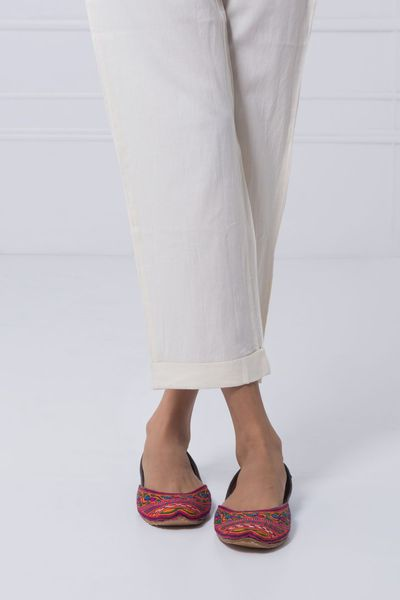 Straight Pants by Khaadi