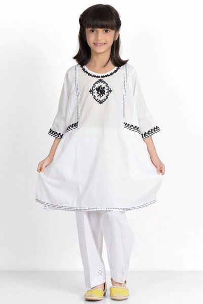 New In <br> Kids <br> Girls by Khaadi