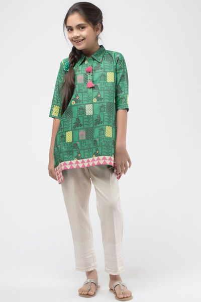 Kids <br> Girls Ethnic by Khaadi
