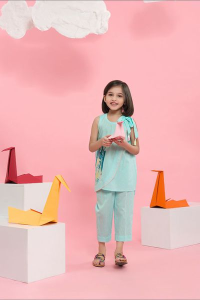 Multi 2 Pc Cambric Suit GLW-17-95 KIDS by GulAhmed