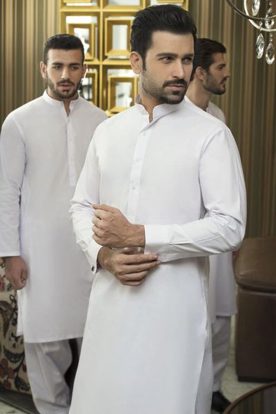 Mens Clothes <Br> Unstitched <Br> Men Chairman Latha by GulAhmed