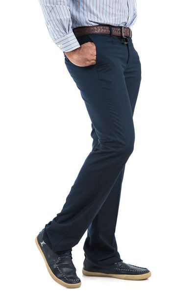 Navy Formal Trousers - PR-015 (CF) by GulAhmed