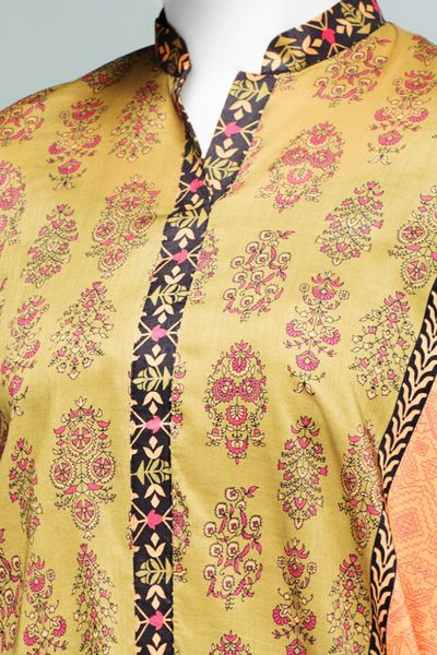 JLAWN-S-JDS-18-1001/B Woven Art by Junaid Jamshed