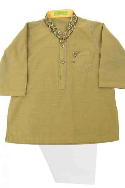 Infant Kameez Shalwar by Junaid Jamshed