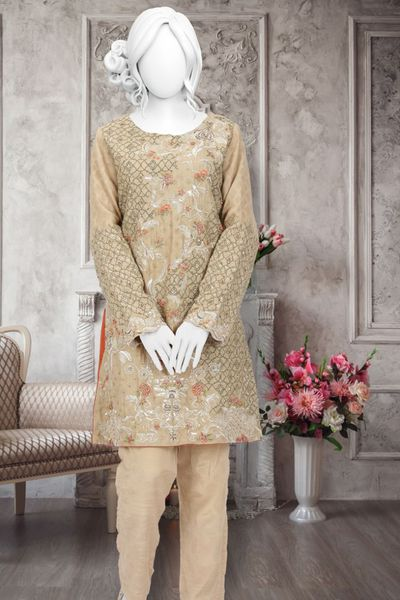 Lawn 2 Piece Stitch by Junaid Jamshed