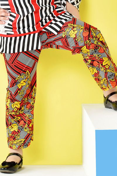 Printed Trouser by Kayseria