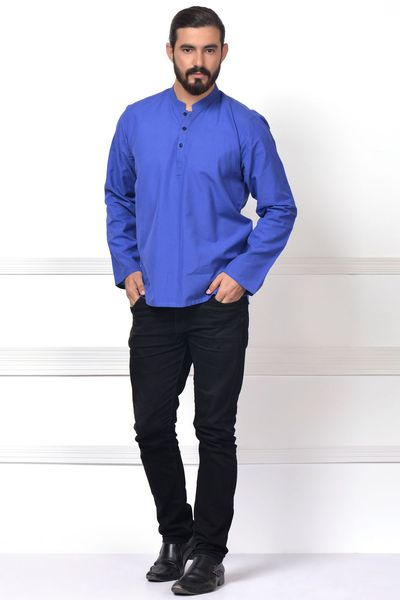 Basic Short Kurta by Khaadi