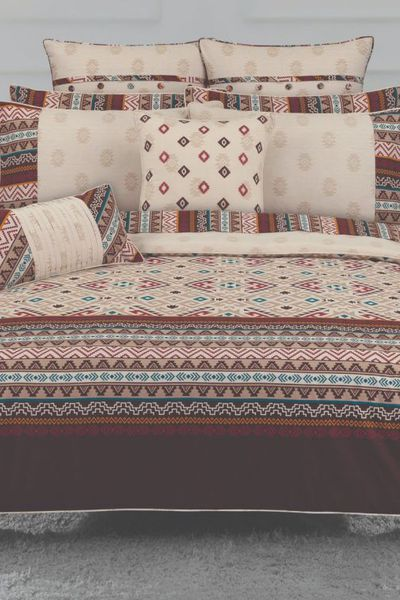 RAISIN T-150 Bed Sheet Set by GulAhmed