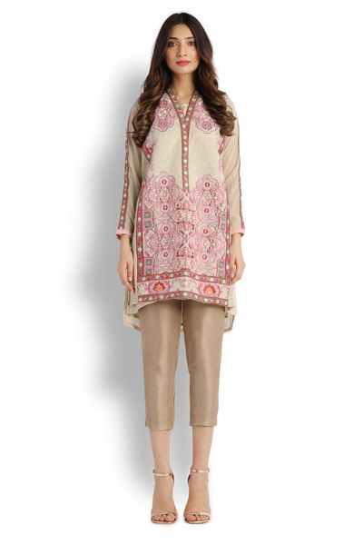 ready to wear<br>embroidered premium by Sana Safinaz