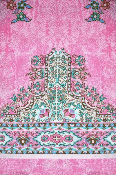 Pink 1 Pc Printed lawn SL-468 B by GulAhmed