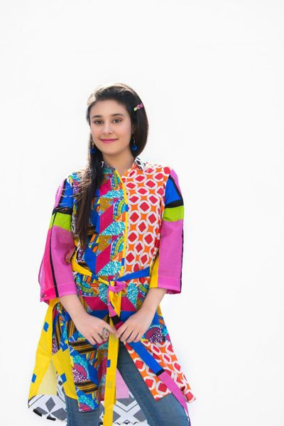 Women <br> Stitched Kurtis by GulAhmed