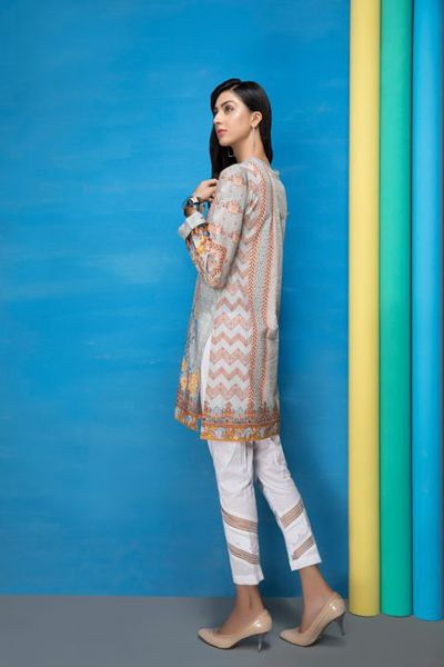 Women <Br> Stitched Fabric <Br> Stitched Kurtis by GulAhmed