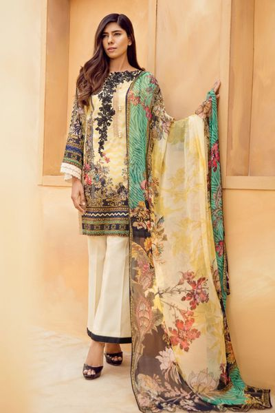 Ombré Collection by Firdous Cloth