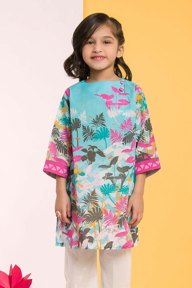 Multi 1 Pc Cambric Shirt GLW-17-88 KIDS by GulAhmed