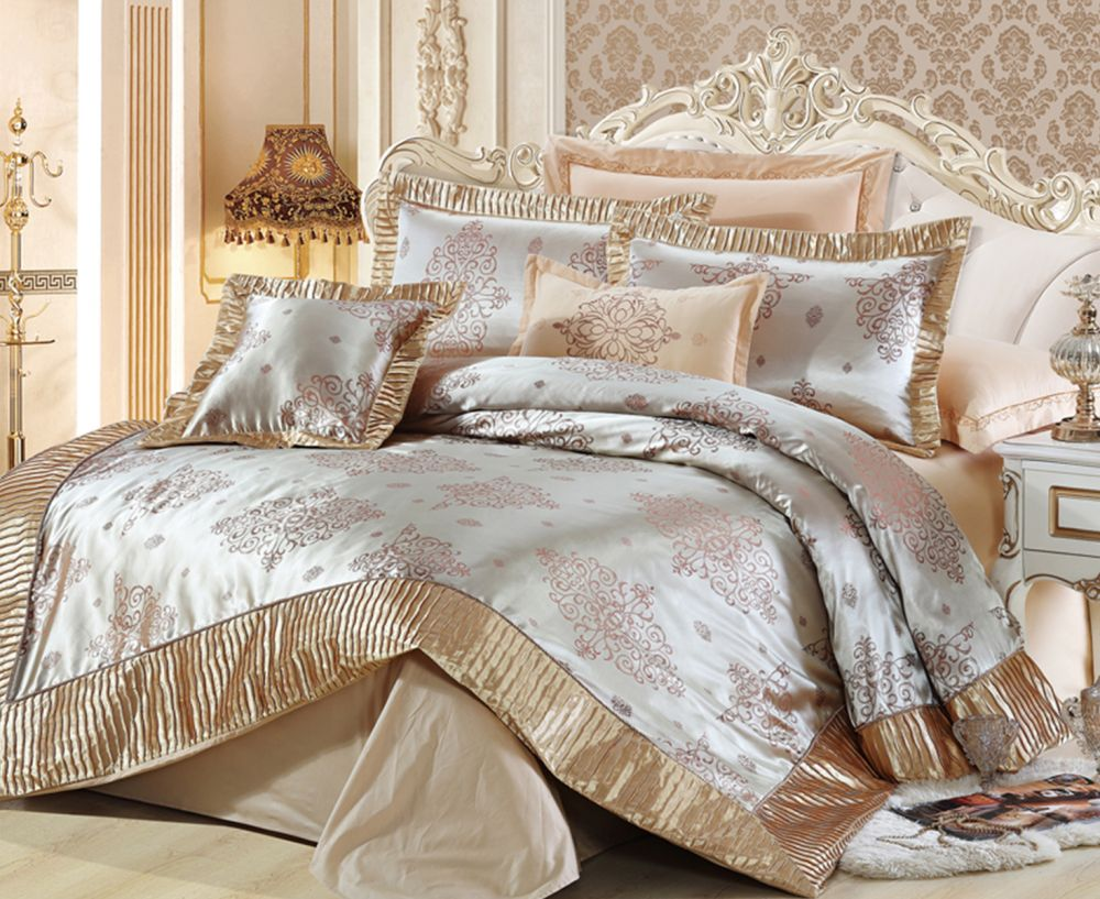 LATTE 8 Pc Bridal Bed Set 18 by GulAhmed